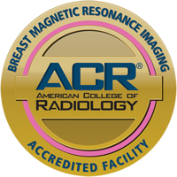 Breast magnetic imaging resonance