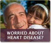 Worried About Heart Disease?